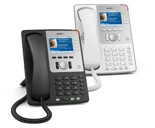 IT Nola Phone system using Snom Phones